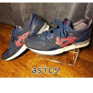asics Men's Sneakers with Suede Accents